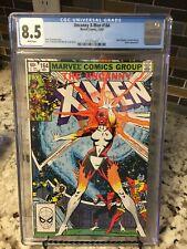 New listing Uncanny X-Men #164 Cgc 8.5 - 1st Binary - Captain Marvel - Carol Danvers
