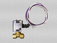 Waste oil heater parts LANAIR electric air solenoid valve 120 Volt 1/8 NPT 9485