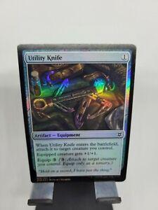 MTG Mint Singles - Utility Knife | Foil ZNR | Sydney