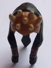 LEGO - Minifig, Headgear Headdress Zabrak Front Skull Spikes & Hair (Eeth Koth)