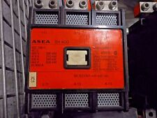 ABB EH400 - SIZE 5 1/2 - CONTACTORS- USED IN WORKING CONDITION