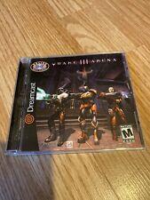 Quake 3 Arena Sega Dreamcast Cib Game ES
