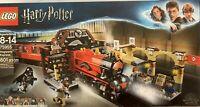 Lego Harry Potter Hogwarts Express (75955) damaged box******