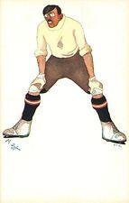 Soccer, Football Player, M.Duda Polish Artist Poland