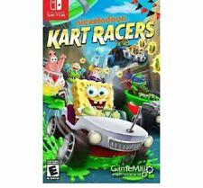 NICKELEDEON KART RACERS (Nintendo Switch, Brand New)