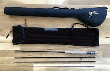 """TEMPLE FORK OUTFITTERS Professional Series Lefty Kreh Fly Rod 5 wt. 8'6"""" 4-Piece"""