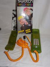 Telefon Swatch twin phone Nr.TXG 201 - Deluxe Model