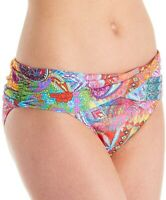 Bleu by Rod Beattie Women's 184940 Hipster Bikini Bottoms Swimwear Size 8