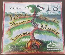 Live From The Mountain Music Lounge CD  Vol. 18 The Essential Collection KMTT