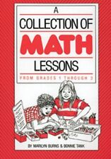 Collection of Math Lessons, A: Grades 1-3 (Math So