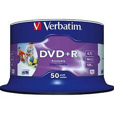 Verbatim DVD+R 4,7 GB, DVD-Rohlinge