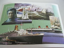 Senegal-1999-transport-ships,boats-bl.95