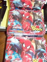 Spider man GO spidey Lunch box 3D  Metal  W.puzzle/ One  pc lot