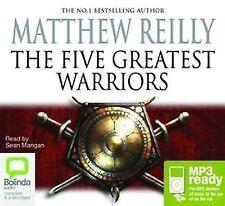 Matthew REILLY / FIVE GREATEST WARRIORS      [ Audiobook ]
