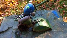 Agria 1100 Fräse Gartenfräse mit 40 cm Fräskasten - Einachser