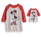 Girl?S Disney's Minnie Mouse Night Gown & Matching Doll Gown Size 3T Nwt