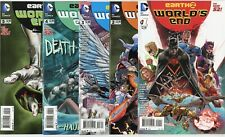 Earth 2: World's End #1 - 14, 16 - 22  avg. NM/NM+ 9.4/9.6  DC  2014  No Reserve