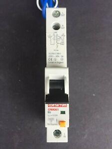 Contactum CPBR061 B6 6A 30mA RCBO