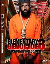 Elementary Genocide 3 - New Release - DVD