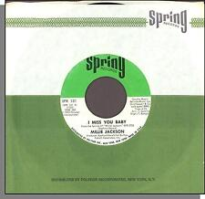 "Millie Jackson - I Miss You Baby + I Ain't Giving Up - 1972 7"" 45 RPM Single!"