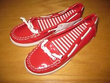 NWT Gymboree Parisian Afternoon size 1 Red Patent Dress Shoes