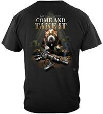 Come And Take It 2nd Amendment Pitbull T Shirt
