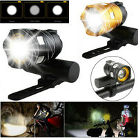 Rechargeable 15000LM XM-L T6 LED MTB Bicycle Light Bike Front Headlight w/USB US