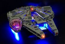 USB LED LIGHT KIT FOR LEGO STAR WARS MILLENNIUM FALCON SET 75105
