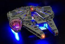 USB LED LIGHT KIT FOR LEGO STAR WARS MILLENNIUM FALCON SET 75105
