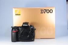 Nikon D700 - Vollformat Body, Gehäuse -  Guter Zustand - Mwst ausweisbar!