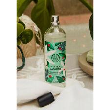 🤍 The Body Shop 💚 Winter Jasmine 💚 Fragrance Mist 100ml 🤍 Limited Edition 🤍