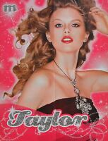 TAYLOR SWIFT - A2 Poster (XL - 40 x 52 cm) - Fan Sammlung Clippings Ausland USA