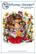 Whimsy Stamps -- Angelica -- NEW -- (#2472)