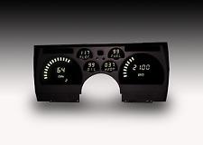 ¡91-92 panel digital de la rociada de Camaro en LEDs blancos brillantes!!!!!