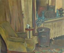 Jean DORVILLE (1902-1985) HsP de 1945 / Ecole de Paris Art Déco Nabi Fauvisme
