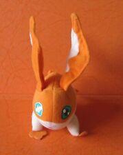 "2001 Patamon McDonald's  Plush Toy Action Figure Digimon 4"""