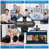 Full HD 1080P WebCam Computer Laptop PC Camera USB Plug and Play with Microphone