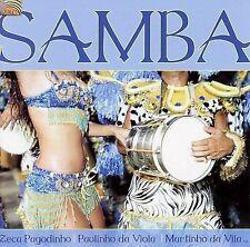 Samba, New Music