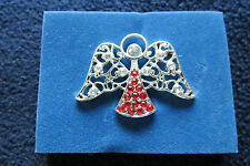 Angle Pin Silver Plated Multi-Color