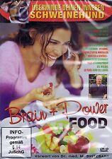 DVD NEU/OVP - Überwinde deinen inneren Schweinehund - Brain + Power Food