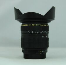 Tamron SP AF 17-35mm F/2.8-4.0 LD Aspherical Di IF Lens with Hood for nikon