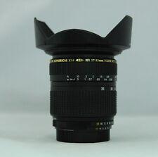 Tamron SP AF 17-35mm F/2.8-4.0 LD Aspherical Di IF Lens with Hood for nikon