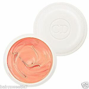 Christian Dior Crème Creme Cream Abricot Fortifying Cream For Nails