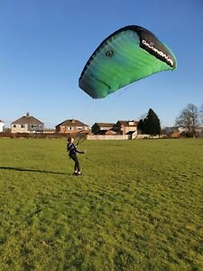 Ozone Groundhog Training Wing inc harness Paramotor Paraglider RRP £850