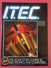 I. T. decir C 1980's electrónica & ordenador Tecnología REVISTA - Part 24
