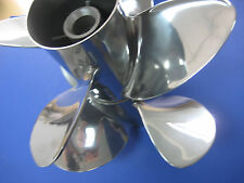 Bravo Three Signature Four By Four Propellers 20P by Hill Marine