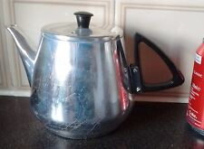 A SONA Teapot with Signed STRATFORD-UPON-AVON.H-12cm/P-42cm(1 Litre),Almost New