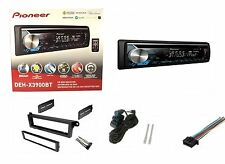 Pioneer Bluetooth Stereo CD Player Dash Kit for Car Radio DEH-X3900BT No Remote