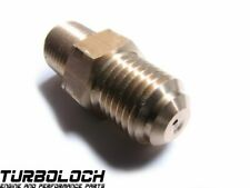 Ölrestriktor Messing 0,9mm Garrett GT28RS GT3071R GT3076R GT3582R GTX