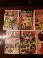 Lot of 12 Vintage Archie Comics Betty Veronica Spectacular #153 #162 Jughead 101